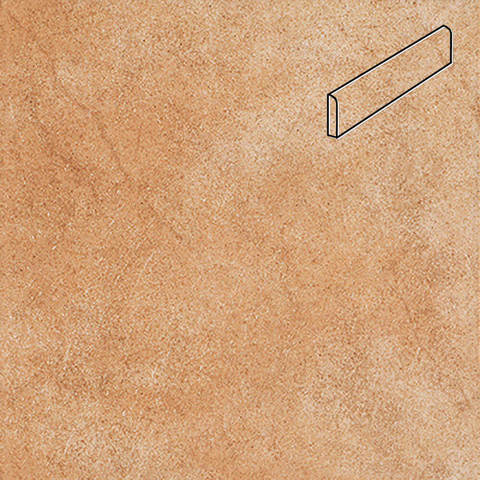 Interbau - Nature Art, Gold braun/Золотисто-коричневый 360x80x9,5, цвет 113 - Клинкерный плинтус