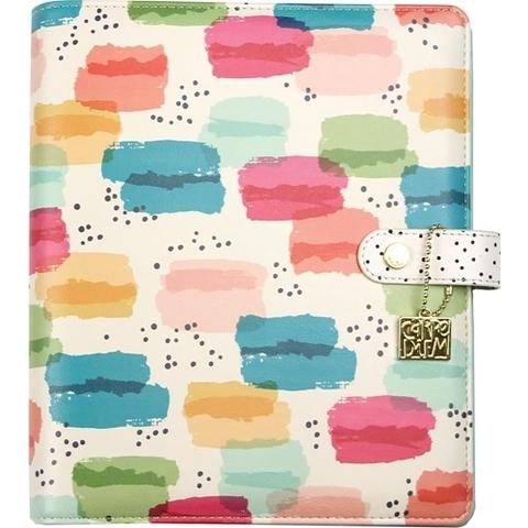 Планер-ежедневник без наполнения. Формат A5. Carpe Diem A5 Planner Color Wash