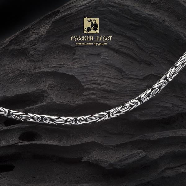 Серебряная цепочка  Кардинал.