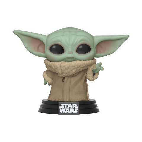 Фигурка Funko POP! Bobble: Star Wars: Mandalorian: The Child