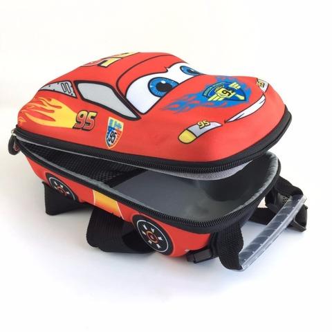 Тачки детский рюкзак Молния Маккуин — Cars McQueen Backpack