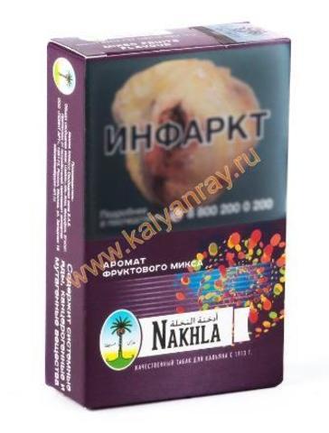 Nakhla (Акцизный) - Фруктовый Микс