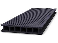 Террасная доска цвет черный 6м (РБ)