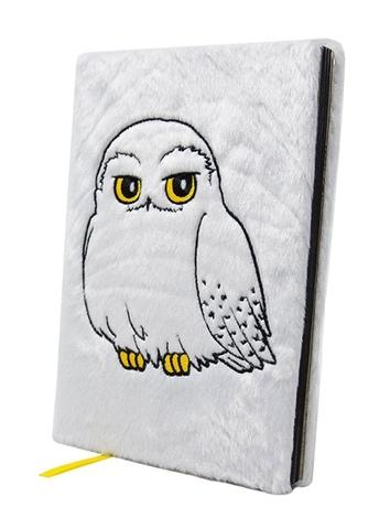 Записная книжка Harry Potter (Hedwig) Fluffy