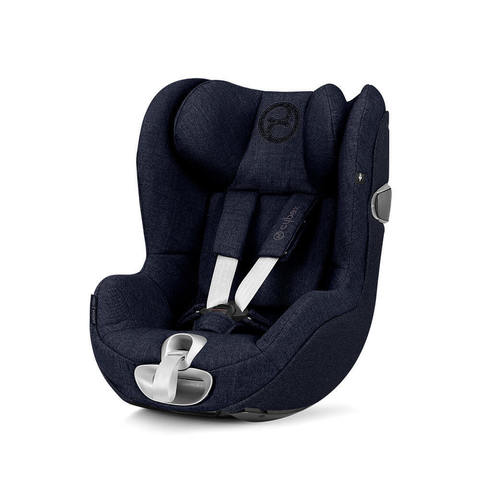 Автокресло Cybex Sirona Z i-Size Plus Midnight Blue