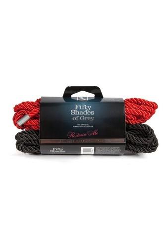 Веревки для связывания FSoG Restrain Me Bondage Rope Twin Pack