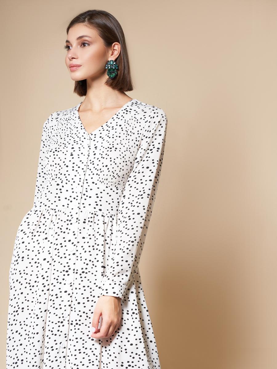 Платье на кокетке «Speck»