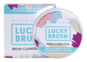 Антибактериальное мыло Lucky Brush