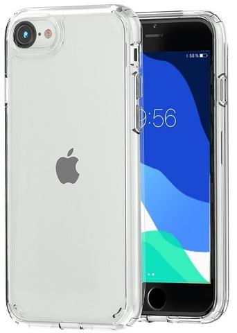 Прозрачный чехол на iPhone SE (2020), серии Ultra Hybrid от Caseport