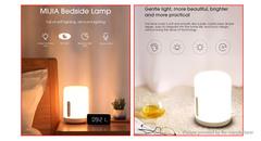 Ночник Xiaomi MiJia Bedside Lamp 2 (MJCTD02YL)