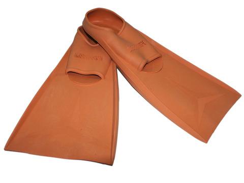 Ласты для плавания в бассейне в сетчатой сумке. Размер 33-35. Материал: резина. BF12