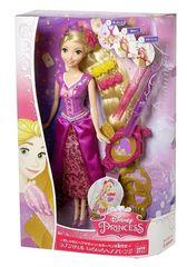 Кукла Рапунцель, Принцессы Диснея Модный стилист
