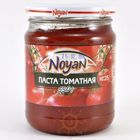 Томатная паста №25 Noyan, 530г