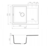 Схема Omoikiri Sakaime 68-DC