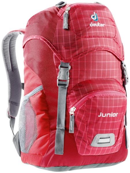 Детские рюкзаки Рюкзак детский Deuter Junior raspberry-check 900x600_4361_Junior_5003_13.jpg