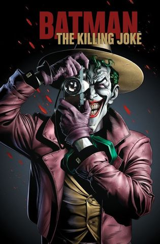 Блокнот. Джокер. The Killing Joke