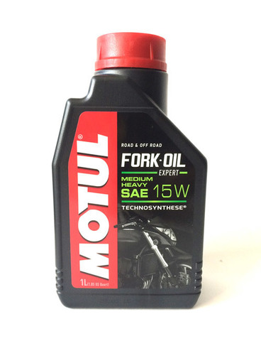 Вилочное масло Motul Fork Oil Expert Medium Heavy 15W