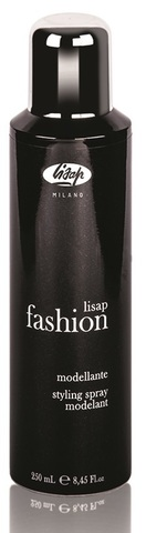 Моделирующий спрей сильной фиксации для укладки волос «Lisap Fashion Styling Spray»