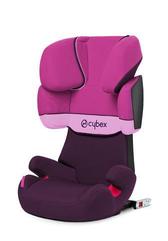 Автокресло Cybex Solution X2-Fix Purple Rain