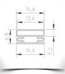 Уплотнительный профиль_GA002 (Profile_GA002)
