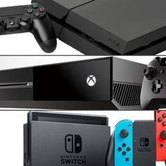 Профилактика консоли Sony PS, Xbox, Nintendo