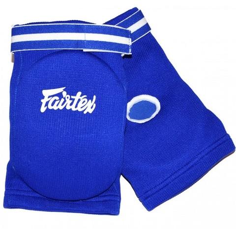Налокотники Fairtex Elastic Elbow Pads EBE1 Blue