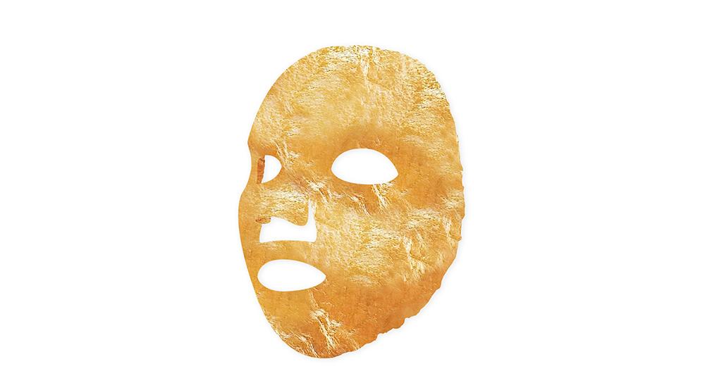 Императорская золотая маска