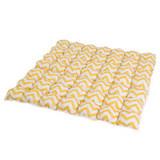 Игровой коврик Бомбон Yellow Zigzag Tipi  желтые зигзаги