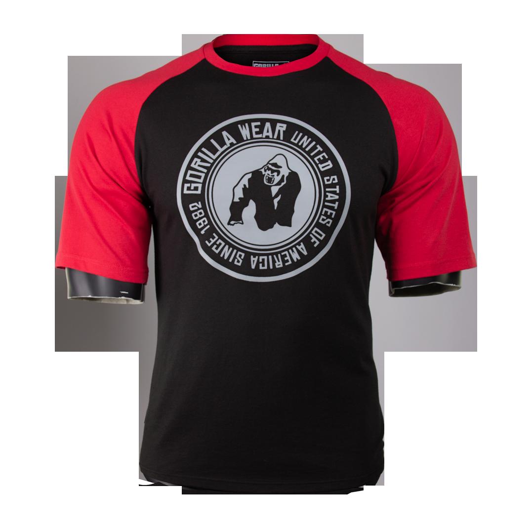 Футболка Texas Black-Red