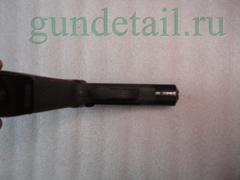 МР-654К черная рукоятка (пневматический СО2 пистолет)