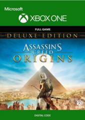 Xbox Store Россия: Xbox One Assassin's Creed: Истоки (Origins). Deluxe Edition (цифровой ключ, русская версия)