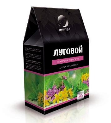 Травяной чай Луговой фото2