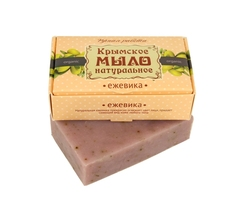 МДП Крымское натуральное мыло на оливковом масле ЕЖЕВИКА, 100г