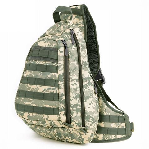 Тактический однолямочный рюкзак Protector Plus X-204 ACU