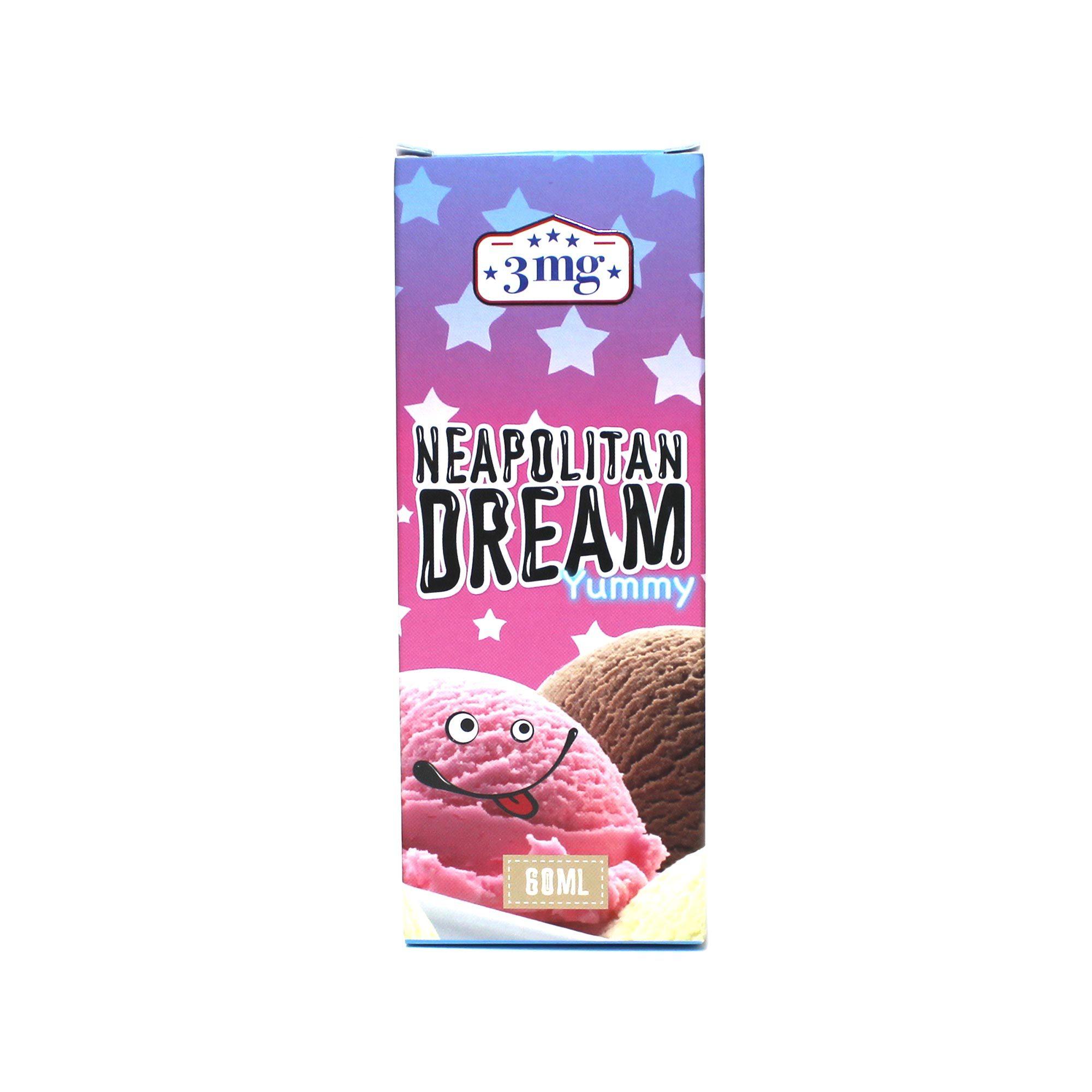 Жидкость Electro Jam Neapolitan Dream