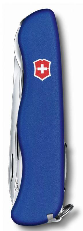 Складной нож Victorinox Forester Blue (0.8363.2R) 111 мм, 12 функций, цвет синий - Wenger-Victorinox.Ru