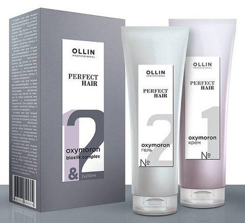 Универсальный ухаживающий биокомплекс OLLIN PERFECT HAIR OXYMORON 2х250 мл