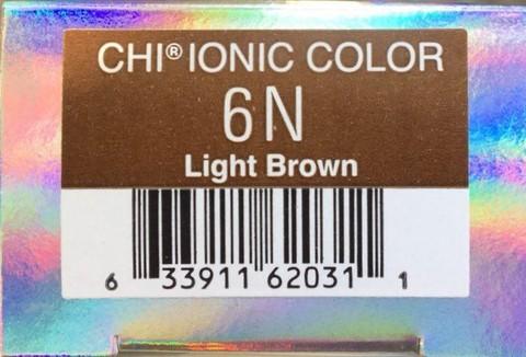 Крем-краска CHI Ионик 6 N 85 гр