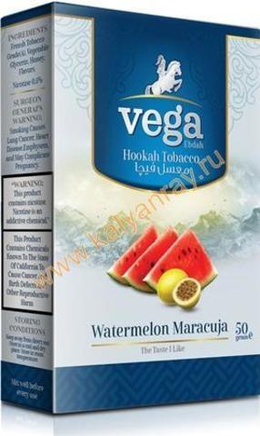 Табак Vega Арбуз-Маракуйя в пачке 50 грамм