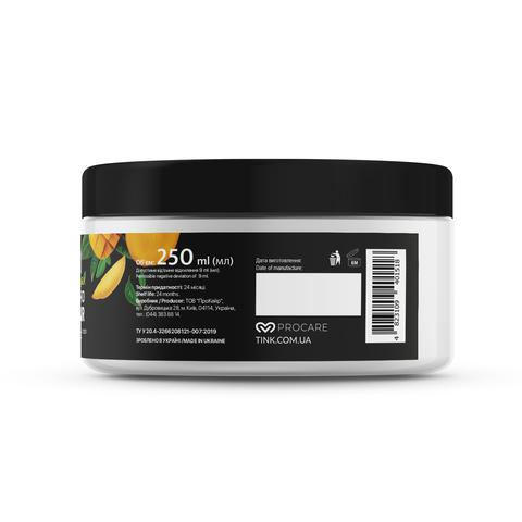Разглаживающая маска для волос Манго-Жидкий шелк Tink 250 мл (4)