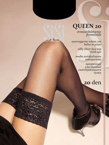 Чулки Queen 20 Sisi