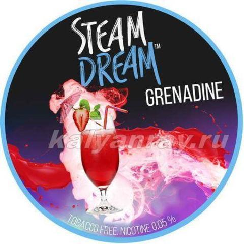 Steam Dream - Гранатовый сироп