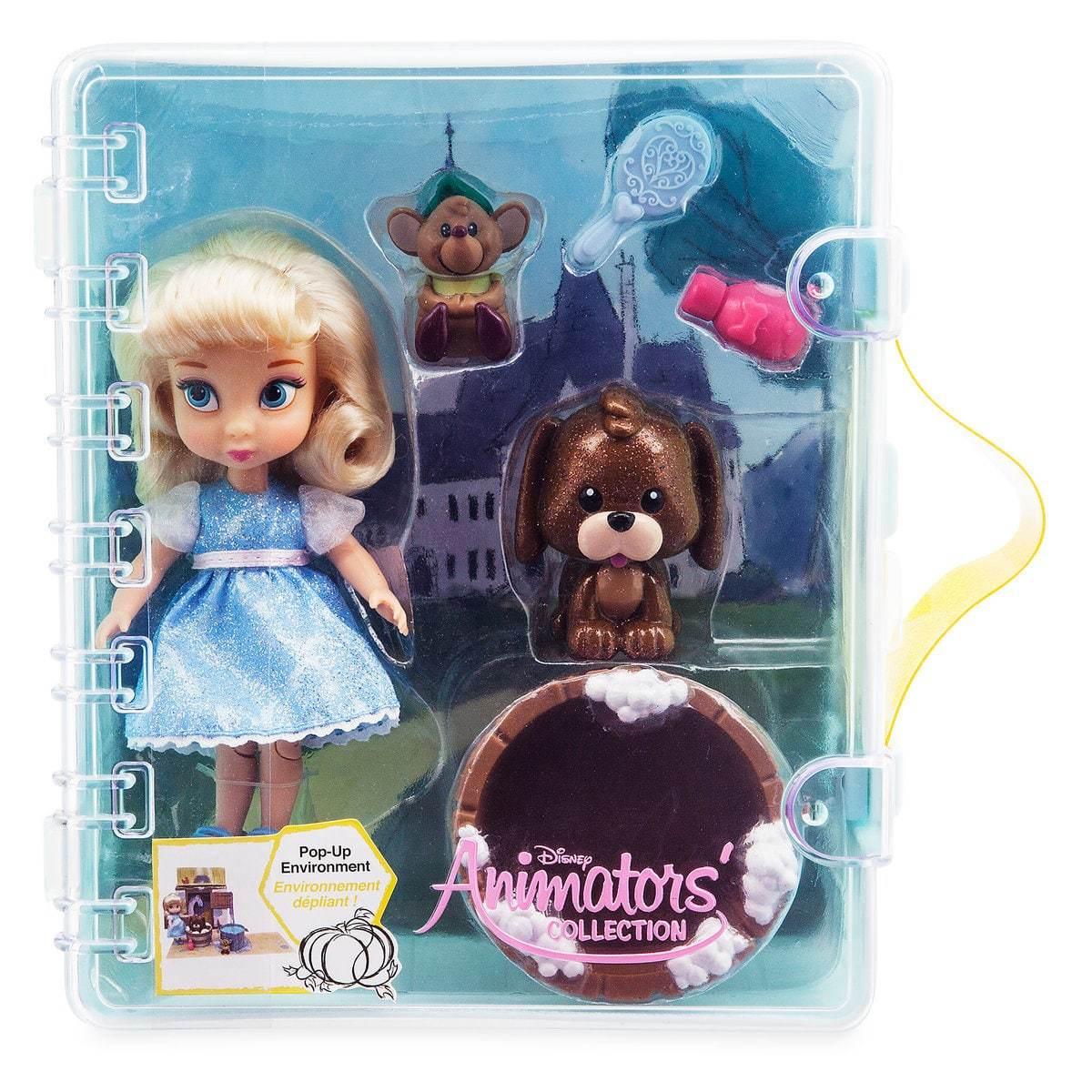 Набор Золушка Disney Animators' Collection