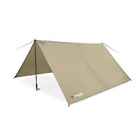 Туристический шатер Trimm Shelters TRACE, темно-зеленый