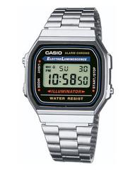 Электронные наручные часы  Casio A168WA-1WDF