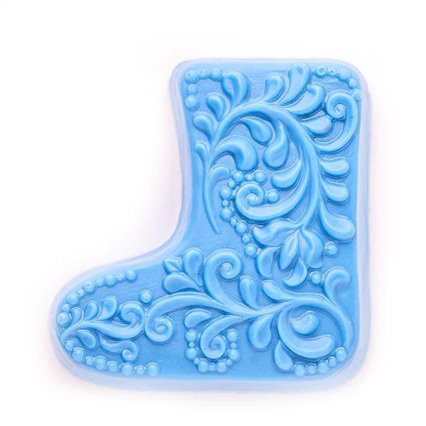 Форма для мыловарения Валенок
