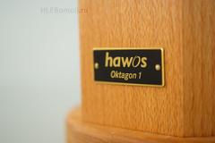 Мельница электрическая Hawos Oktagon 1