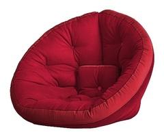 Кресло Farla Lounge Красное