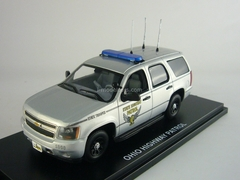 Chevrolet Tahoe Ohio State Highway Patrol Police (US) First Response 1:43