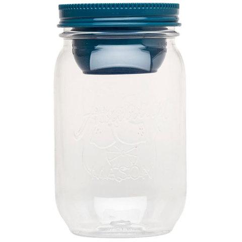 Контейнер Aladdin Classic Mason (1 литр), голубой